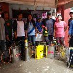Anti-Dengue Campaign Activities of Suyo RHU