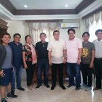 Courtesy call to the Respected and Admirable Provincial Governor AMADO I. ESPINO III
