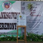 Celebration and Thanksgiving of the Municipality of Suyo as One of the Seal of Good Governance Awardee